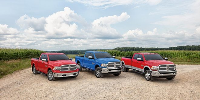 Rollaway Rams: FCA Recalls 1.8 Million Ram Trucks
