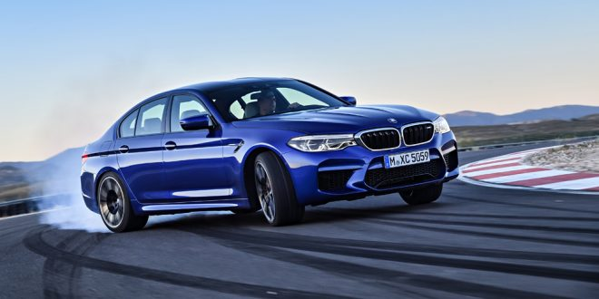 New BMW M5 Price Carries Six-Figure Price
