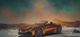 BMW Concept Z4: The BMW Roadster Reimagined