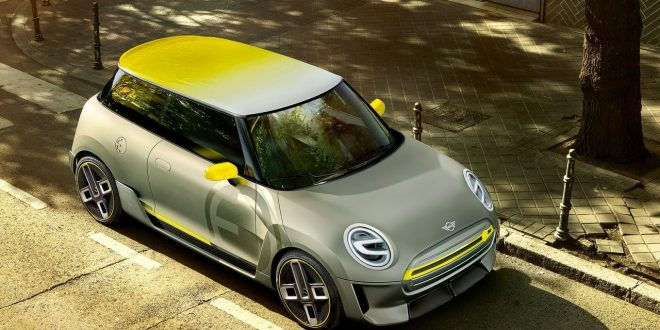 BMW May Electrify Entire Mini Brand in U.S.