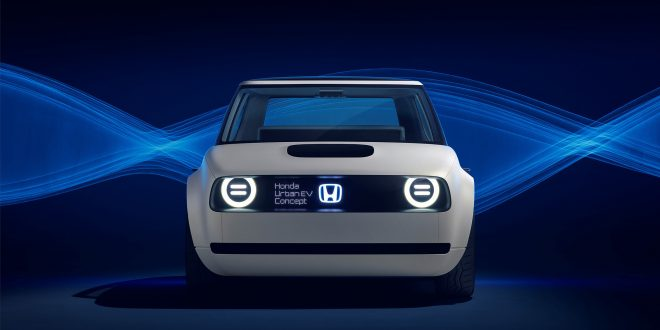 Here's Honda Adorable Urban EV Concept