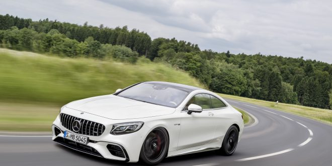 2018 Mercedes-Benz S Class Coupe/Cabriolet Revealed
