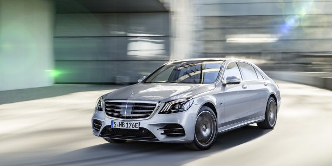Mercedes-Benz S Class Hybrid Gets More Power, New Name