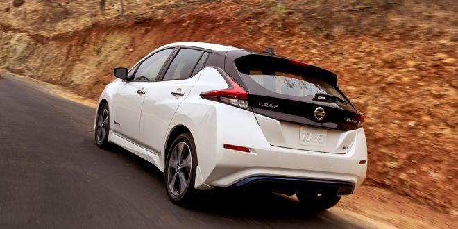 Nissan Leaf Production Expanding To UK, U.S.