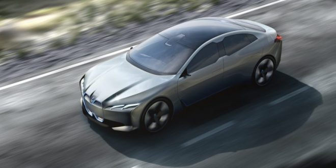 BMW Previews i5 With i Vision Dynamics Concept