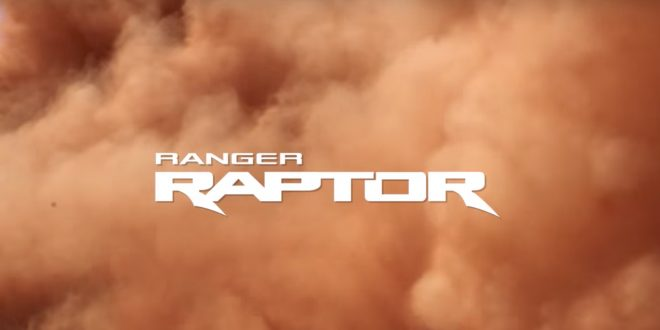 Ford Ranger Raptor Debut set for February 7th