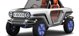 Suzuki Shows Kei Off-Roading Future with e-Survivor Concept