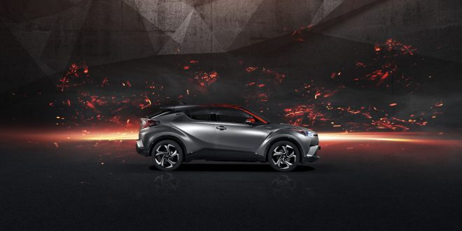 Toyota Adds Some Orange With C-HR Hy-Power Concept