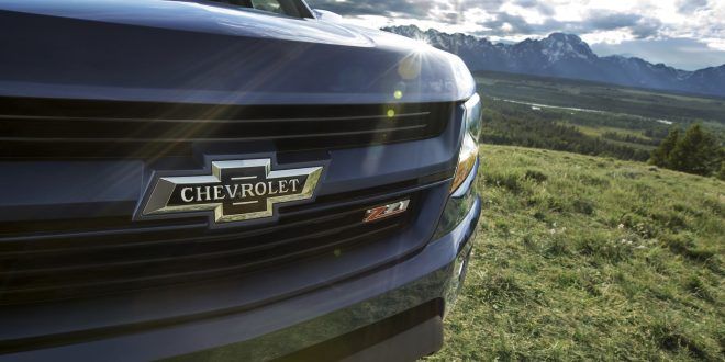 Chevrolet Celebrates 'Truck Legends'