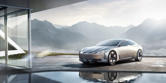 BMW's iNext EV Projected to Offer 435 Miles of Range