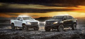 SEMA: 2018 Chevrolet Colorado ZR2 Midnight and Dusk Editions