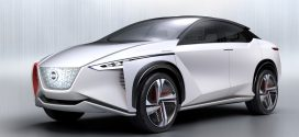 Nissan Electric Crossover Will be 'Breakthrough' Model