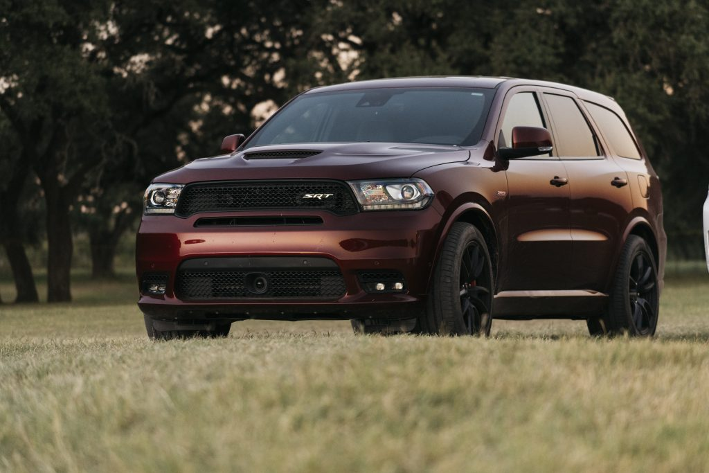 2018 Dodge Durango SRT First Drive Review Photo by Kevin McCauley