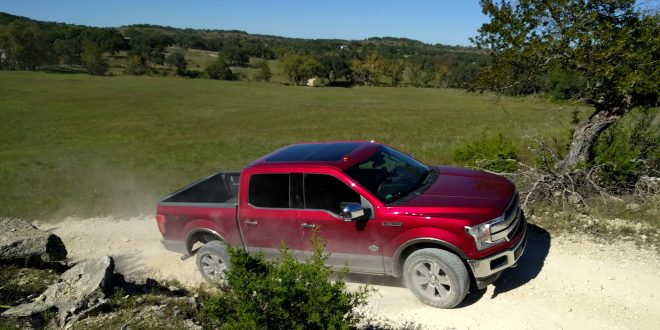 Texas Auto Writers Vote Ford F-150 Truck of Texas; Volvo and Alfa Romeo Take Top Honors in 2017