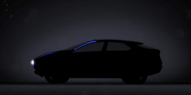 Nissan Previews SUV Concept Ahead of Tokyo