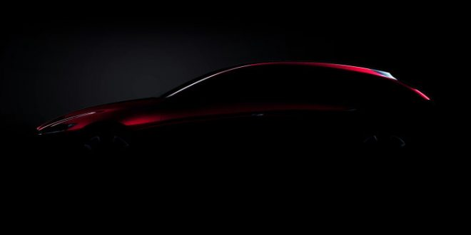 Next Mazda3 Previewed With Tokyo Concept Teaser
