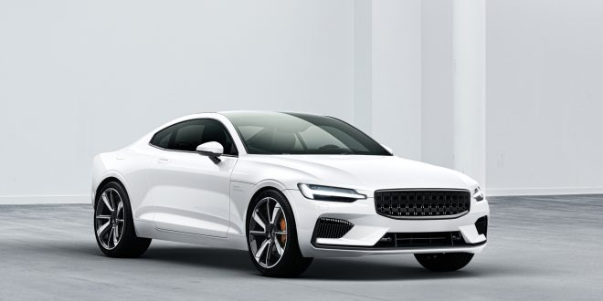 Polestar 1 Revealed: A Volvo Coupe With 600 Horsepower