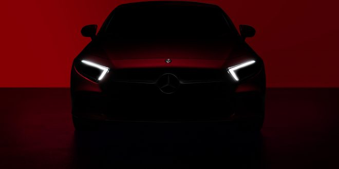 Update:Mercedes-Benz Teases Redesigned CLS CLass