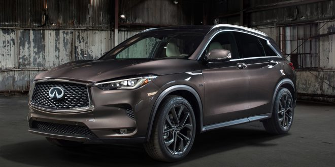 2019 Infiniti QX50 Revealed With New Platform, Engine