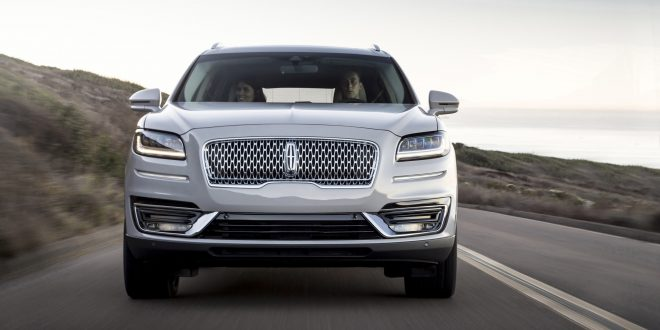 Lincoln Ditches MKX With 2019 Nautilus
