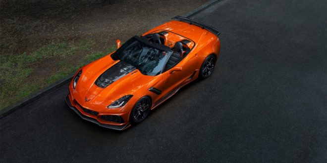 2019 Chevrolet Corvette Pricing Largely Unchanged, Adds ZR1