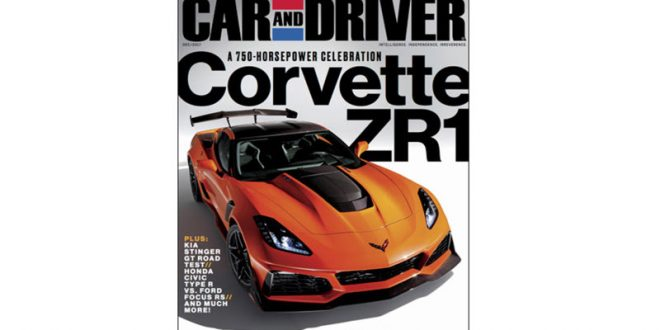 2018 Chevrolet Corvette ZR1 Leaks, Will Have 750 HP