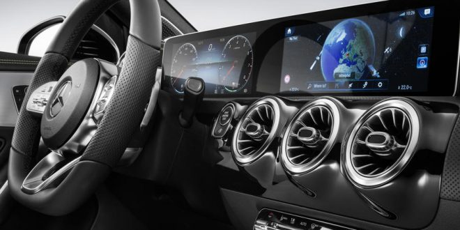 Mercedes set to Reveal MBUX Infotainment System at CES