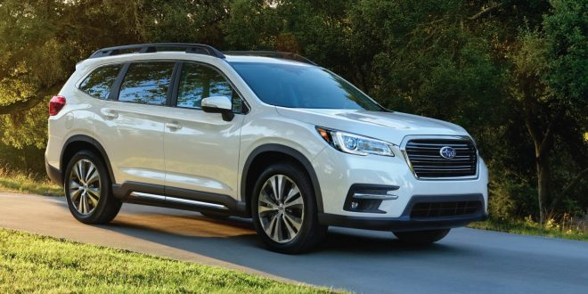 Subaru Aims For Success With 2019 Ascent