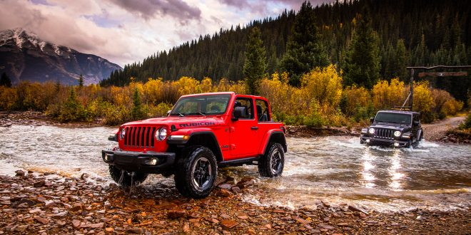 Familiar Looks, Loads of new Tech: Next-Gen Jeep Wrangler