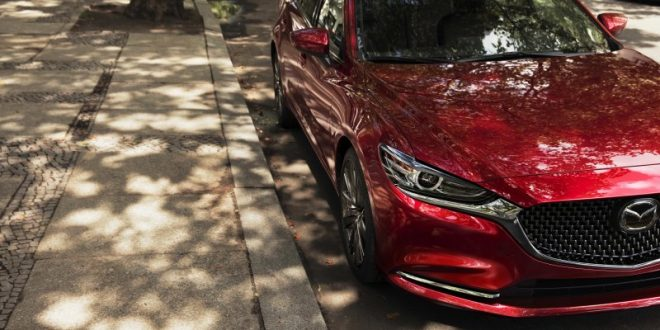 Mazda Investigating All-Wheel Drive For U.S. Sedans