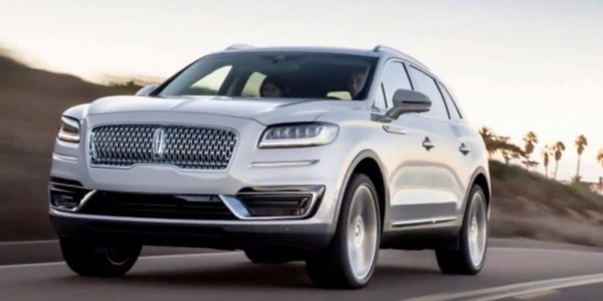 2019 Lincoln Nautilus Leaks Ahead of Reveal, Replaces MKX