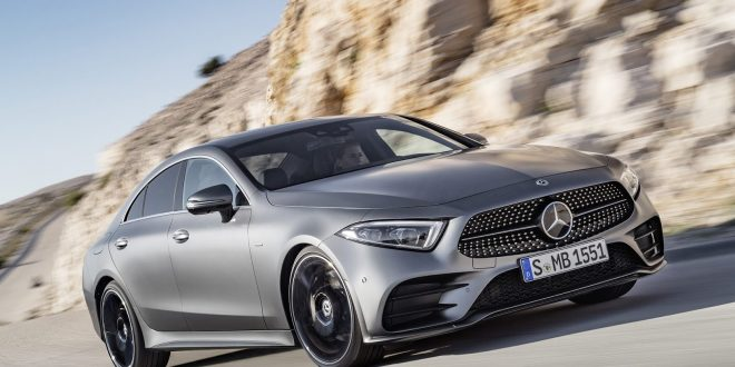 Mercedes-AMG '53' Series Models Slated for Detroit Debut