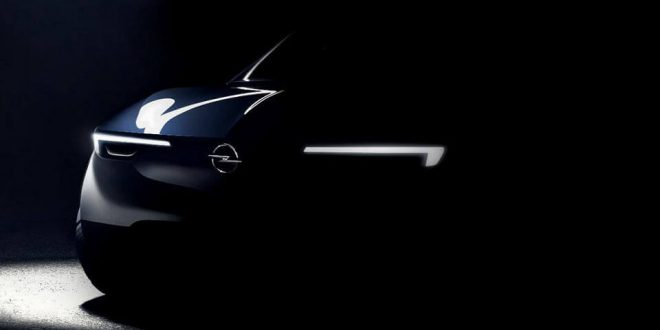 Opel Teases Mysterious Future Product