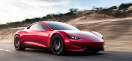 Musk: Revealed Roadster 'a base model'