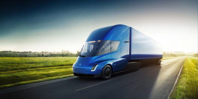 Anheuser-Busch Wants to Electrify Beer Delivery With Tesla Semi
