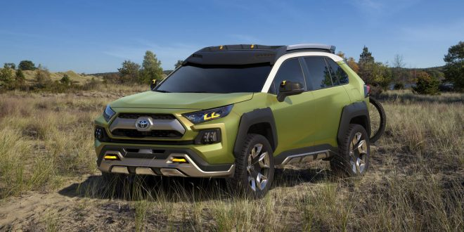 Toyota Looks Ahead With FT-AC Concept