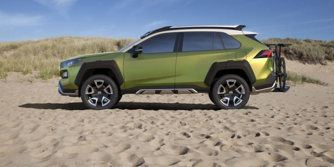 Report: Toyota Pondering Jeep Wrangler Competitor