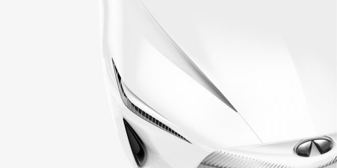 Infiniti Teases Unknown Concept