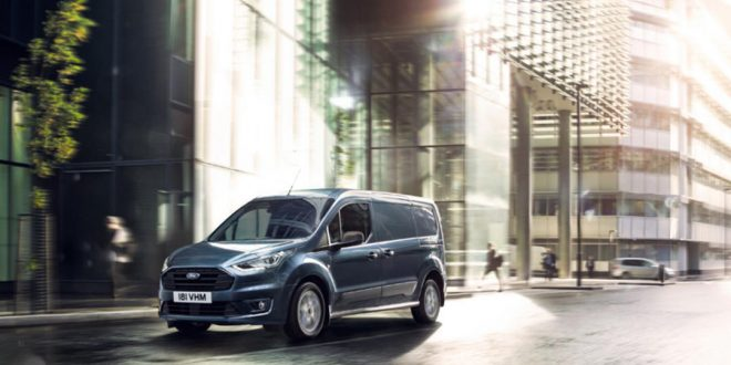 Ford Reveals Refresh Transit Connect, Transit Courier Models