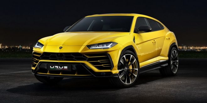 Lamborghini Urus: The 641 HP Super SUV