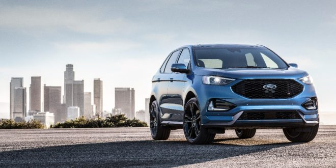 Sharper Edge: Ford Announces 2019 Ford Edge ST