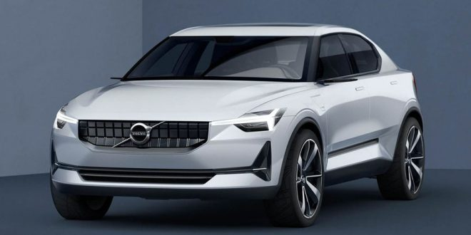 Volvo's First Electric Vehicle Coming Next Year