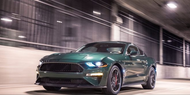 First 2019 Ford Mustang Bullitt Brought $300K for Charity
