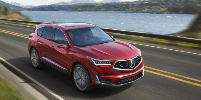 Acura Tries to Find Itself With 2019 RDX Prototype