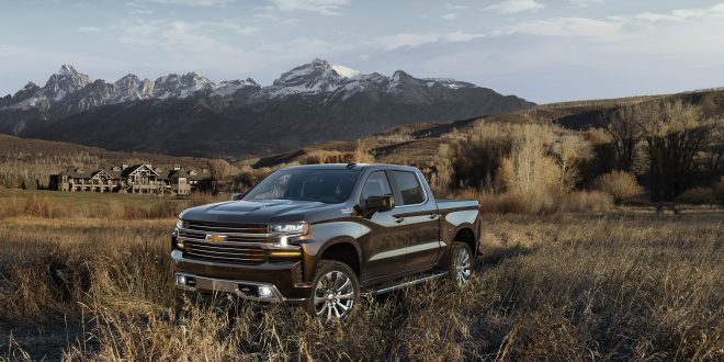 Centenarian: 2019 Chevrolet Silverado Debuts as Chevy Trucks Marks 100 Years