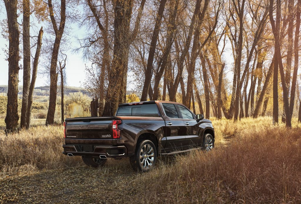 Upbeat GM Forecast Based on High-Margin Pickups, Not More Sales