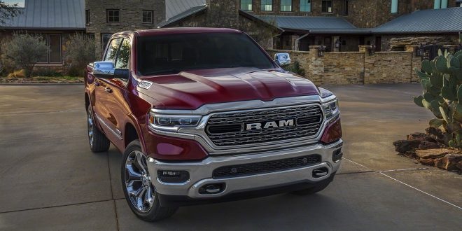 2019 Ram 1500 Debuts With New Look, Mild Hybrid System