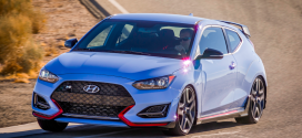 Hyundai Surprises With Reveal of 275 HP Veloster N