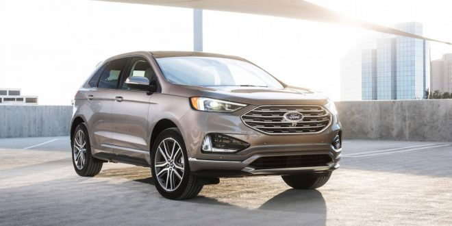 2019 Ford Edge Sharpens up With new Titanium Elite Trim