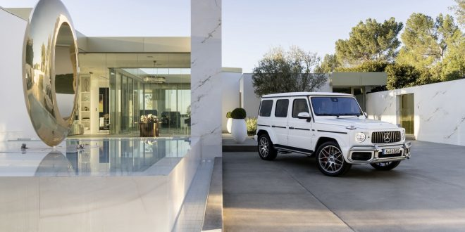 2019 Mercedes-AMG G63 Revealed With 577 HP